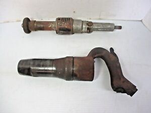 Ingersoll-Rand-Pneumatic-Multi-Vane-Tool-amp-Chipping-Hammer-UNTESTED