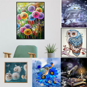Animal-DIY-5D-Diamond-Painting-Embroidery-Cross-Craft-Stitch-Art-Kit-Home-Decor
