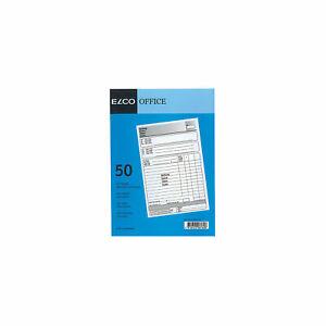 Elco Rechnungsformulare DIN A5 100 Blatt