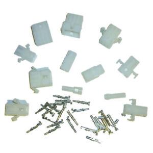 MOLEX-connector-set-Standard-0-093-034-1-15-pin-Free-Hanging-or-Panel-Mount