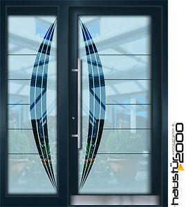 haust r2000 aluminium haust r glas t r alu haust ren nach ma mod ht 5511 gla ebay. Black Bedroom Furniture Sets. Home Design Ideas