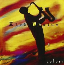 KIRK WHALUM - Colors (Colores/Couleurs)  - CD New Sealed