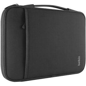 Belkin-mince-Manchon-de-protection-13-039-039-avec-poignee-pour-Chromebooks-NETBOOK
