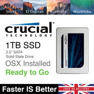 Mac-OSX-CLEAN-SYSTEM-2-5-034-Crucial-MX500-SSD-Hard-Drive-for-MacBook-Pro-Mac-Mini