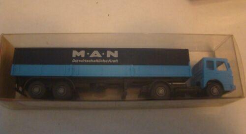 Wiking HO 535 MAN Transport Truck