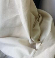"""Heavy Canvas Calico Fabric 54"""" Wide 100% Cotton Superior Quality £15 For 3 Metre"""