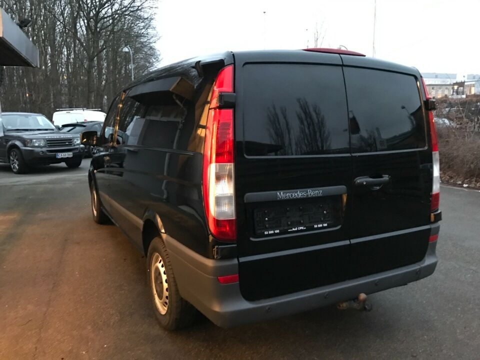 Mercedes Vito 113 2,2 CDi Standard L Diesel modelår 2013 km