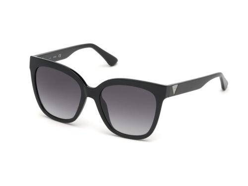 Occhiali da Sole Guess Autentici GU7612 nero fumo 01B