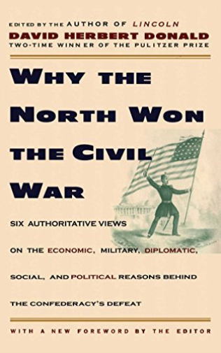 Commager, Henry Steele (Edt...-Why The North Won The Civil  (US IMPORT) BOOK NEU