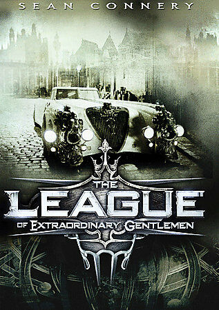 The League Of Extraordinary Gentlemen Dvd 2003 Full Frame Lenticular For Sale Online Ebay