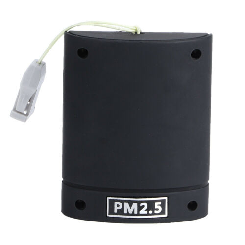 DC4V Portable Mini Neck Hanging Type Negative Ion Air Purifier PM2.5 Removal USB