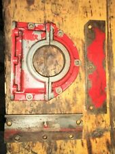 Farmall H Tractor Engine Main Crankshaft Seal Holders Parts Ihc