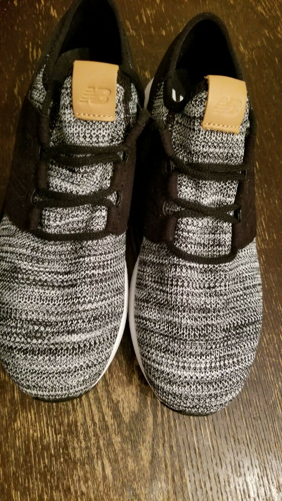 New Balance Fresh Foam Cruz v2 Knit Men's shoes Comfy Slip-on Sneakers 10 D.