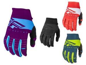 2019-Fly-Racing-Kinetic-Shield-Adult-Motocross-Gloves-MX-ATV-MTB-Off-Road