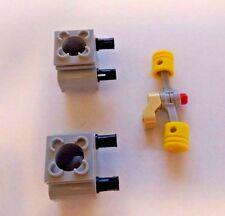 LEGO Technic - Upgrade Kit for Engine Motor Gear (Piston,Crank Shaft)- new parts