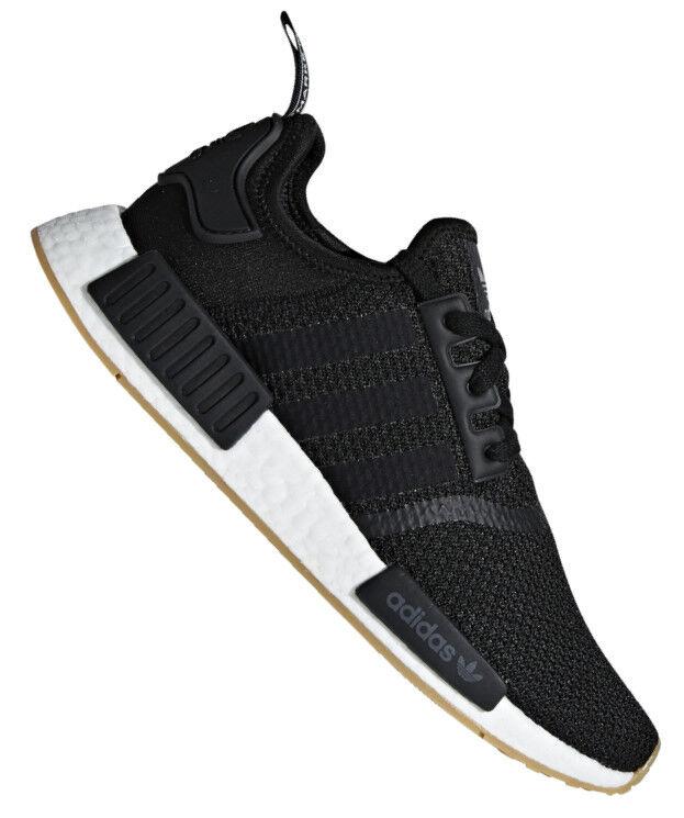 low priced 6abd2 a57f0 Adidas Adidas NMD R1 Herren Sneaker Adidas Adidas Turnschuh core blk  schwarz 9234f3