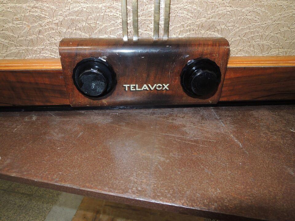 Rørradio, Telavox 5U40