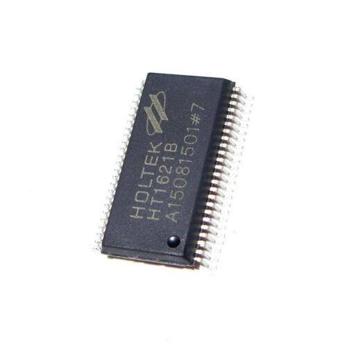 5 PCS HT1621B SSOP-48 HT1621 SSOP48 HOLTEK RAM Mapping Controller NEW