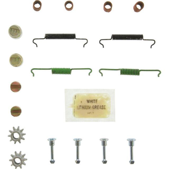 Parking Brake Hardware Kit-Drum Brake Hardware Rear Centric 118.34005