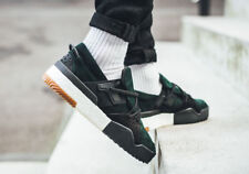 innovative design 0caf6 d1d4b adidas Boost Alexander Wang x AW BBall Low Green Night Black GUM DA9309 sz