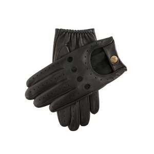 Dents Mens leather Driving Gloves