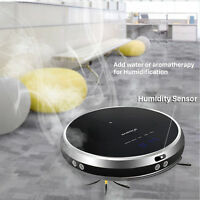 Robotic Vacuum Cleaner Automatic Dry Wet Sweeping Mop Cleaning Machine