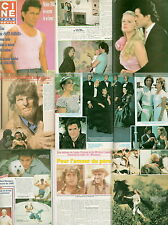Cine Revue Robert Downey jr.,Bo Derek, Santa Barbara,Michael Landon,Dallas