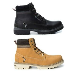 XTI-Refresh-Hombre-Botas-Zapatos-OFERTA