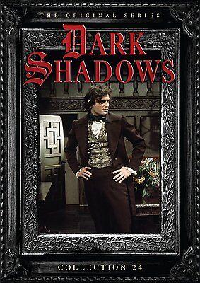 Dark Shadows Collection 24 DVD Set 40 Episodes Jonathan Frid Series Show TV  Box   eBay