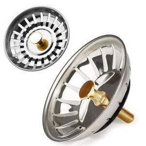 Premium-Kitchen-Sink-Replacement-Drain-Waste-Plug-Basin-Stainer-Filter-Basket