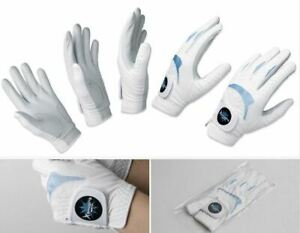 PROMO-XSpiders-Mens-golf-glove-6Packs-Bulk-Cabretta-leather-amp-Microfiber-Durable