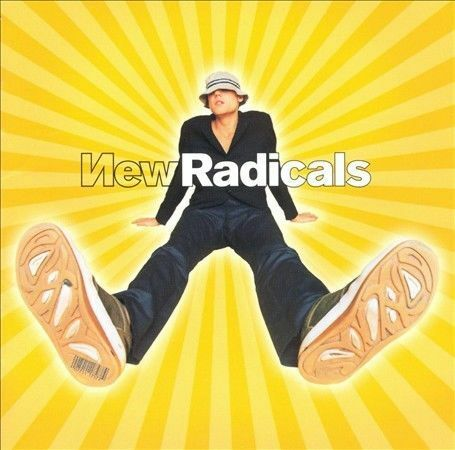 1 of 1 - Maybe You've Been Brainwashed Too by The New Radicals (CD, Oct-1998, MCA (USA))