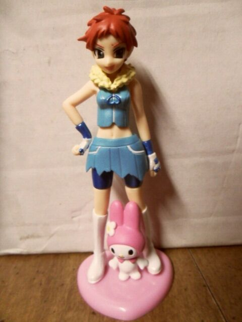 Onegai Please My Melody Mana Yujin Japan Trading Figure ...