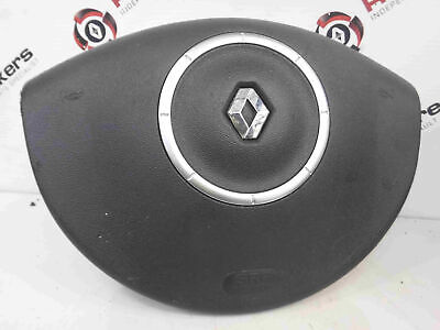 Renault Megane 2006-2008 Drivers Steering Wheel Airbag 6056962