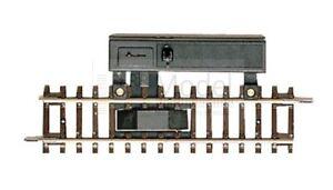 ROCO 42421 Binario dritto con cavetti alimentazione lunghezza 10,5 mm