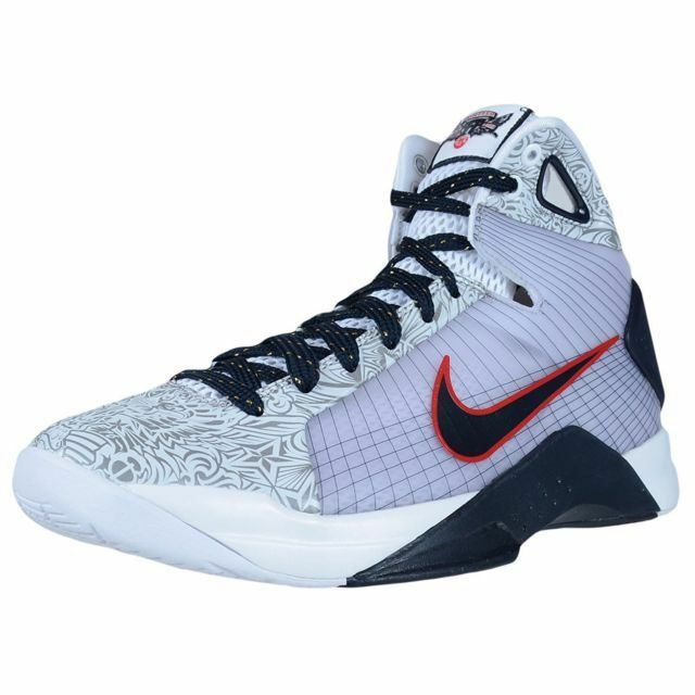 Size Size Size 8 NIKE MEN HYPERDUNK OG UNITED WE RISE Olympic USA shoes 863301 146 White 170dcd