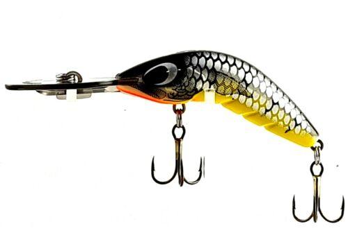 TARPON 65 D-10g CAST OR TROLL DEEP DIVER FISHING LURE PREDATEK BOOMERANG