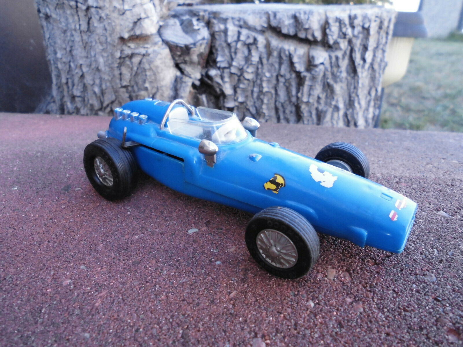 Schuco Monaco Racer Model Ferrari 2500 1 - Made in Germany