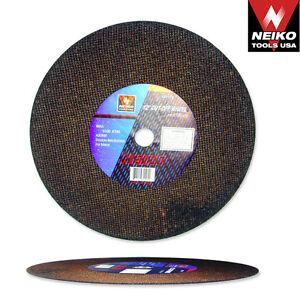 Neiko-12-034-x-1-8-034-x-1-034-Metal-Abrasive-Cut-Off-Wheels-5-Pack
