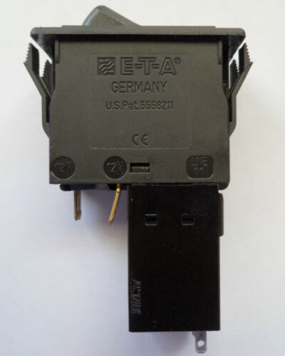 E-T-A Circuit Protection and Control 3120-F551-H7T1-W01D-X3120-U0102M-6A
