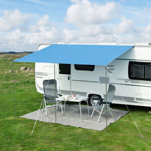 Image is loading Frankana-Playa-Universal-Caravan-Motorhome-Sun-Canopy -Awning- & Frankana Playa Universal Caravan Motorhome Sun Canopy Awning ...
