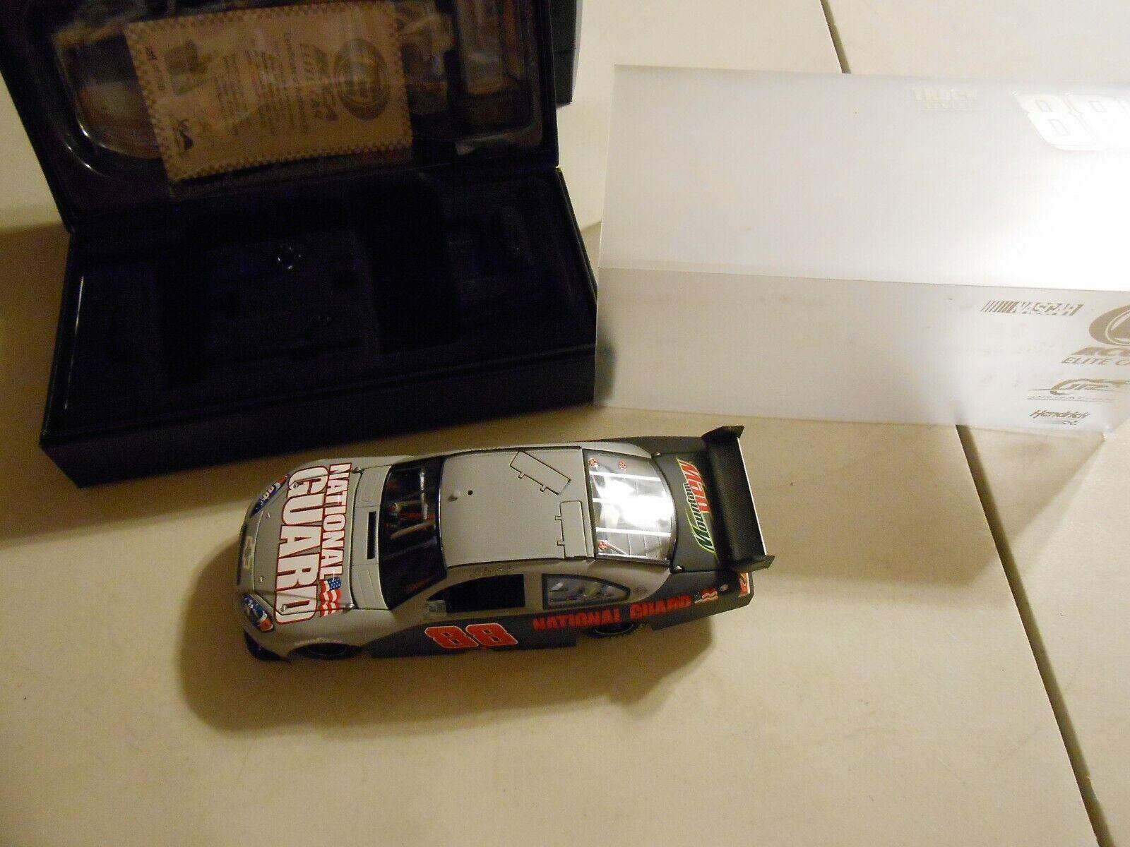 Dale Earnhardt Jr  88 garde nationale Test Voiture 2008 Impala SS Elite C 888822 tnej