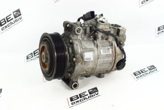 Original Audi A8 4H Compresor de Aire Acondicionado Clima a / C Denso 4H0260805E