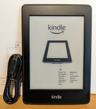 Amazon Kindle Paperwhite Tablet E-reader (6th Generation) 2GB, Wi-Fi, Black