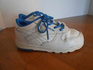 cd9f46a023b Image is loading Infant-boys-Reebok-Classic-tennis-shoes-size-7-