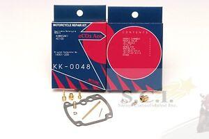 KAWASAKI-KE100-KH100-KD100-KM100-KEYSTER-CARB-CARBURETOR-REBUILD-REPAIR-KIT