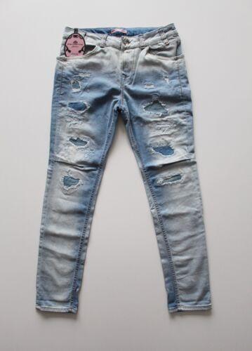 donna da Betsy 29 Jeans Fornorina boyfriend Hellblau L30 W26 vpIwtzqxF