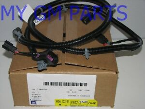 s l300 tahoe yukon escalade back up object sensor wiring harness ltz 2006 escalade radio wiring harness at bayanpartner.co