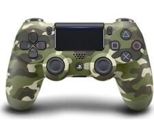 SONY DualShock 4 V2 Wireless Controller - Green Camo - Currys