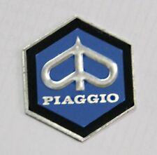 Plaquita Kaskade Piaggio Vespa PK px ALT ETS logotipo emblema escudo bordado